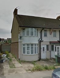 Thumbnail 3 bed semi-detached house to rent in Saint Mildreds Avenue, Luton