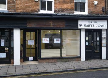 Thumbnail Retail premises to let in Cheap Street, Newbury, Berkshire