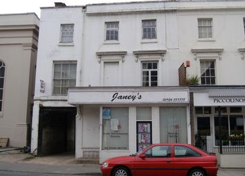 Thumbnail 3 bed flat to rent in Flat 1, 5 Spencer Street, Leamington Spa