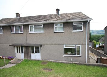 Thumbnail 3 bed terraced house for sale in Almond Avenue, Risca, Newport