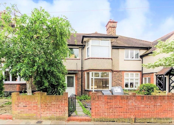 Thumbnail 3 bed terraced house for sale in Guildersfield Road, London