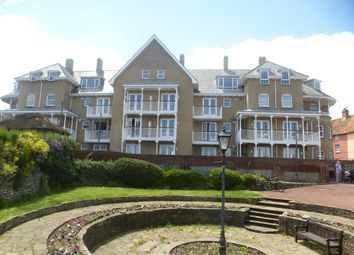 Thumbnail 2 bedroom flat for sale in Merchants Court, Cromer
