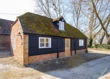 Thumbnail 1 bed cottage to rent in Adwell, Thame