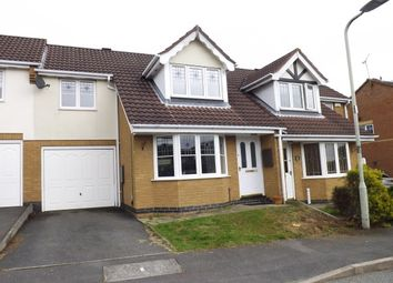 Thumbnail 3 bed detached house to rent in Claremont Drive, Ravenstone, Coalville
