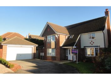 Thumbnail 4 bed detached house to rent in Fewston Close, Hartlepool
