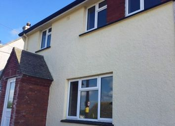 Thumbnail 3 bed semi-detached house to rent in Greenbank, Polruan, Fowey