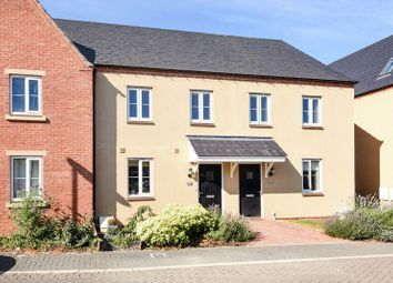 Thumbnail 3 bed semi-detached house for sale in Pontefract Road, Bicester