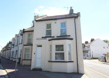 Thumbnail 2 bed end terrace house for sale in Kingswood Road, Gillingham, Kent