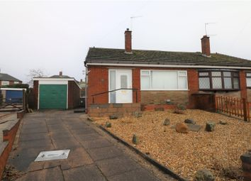 Thumbnail Semi-detached bungalow for sale in Gleneagles Crescent, Birches Head, Stoke-On-Trent