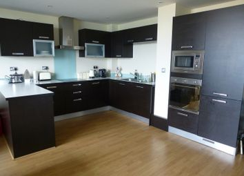 Thumbnail 3 bed flat to rent in Windward Court, 5 Galleons Road, London