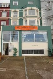 Thumbnail Hotel/guest house for sale in St James Hotel, 246 North Promenade, Blackpool