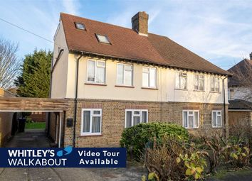 Thumbnail 4 bed semi-detached house for sale in Royal Lane, Yiewsley, Middlesex