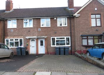 2 bed terraced house for sale in Easthope Road, Birmingham B33