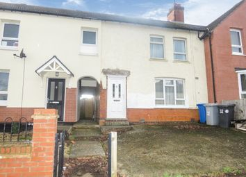 3 bed terraced house for sale in Alexandra Road, Desborough, Kettering NN14