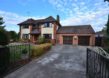 Thumbnail 4 bed detached house for sale in Rufford Road, Edwinstowe, Mansfield