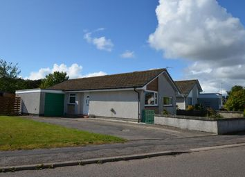 Thumbnail 3 bed bungalow for sale in 2 Morlich Crescent, Nairn