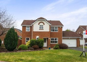 Thumbnail 4 bed detached house for sale in Pont Haugh, Ponteland, Northumberland