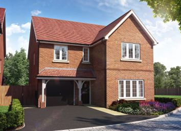 5 bed detached house for sale in Sarazen Gardens, Buckden Road, Brampton, Cambridgeshire PE28