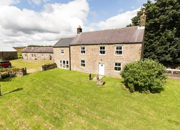 Thumbnail 5 bed farmhouse for sale in Bardon Mill, Northumberland