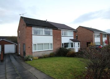 Thumbnail 3 bed semi-detached house for sale in Montrose Drive, Bromley Cross, Bolton