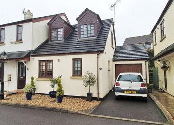 Thumbnail 2 bed semi-detached house for sale in Smithys Way, Sampford Peverell, Tiverton, Devon