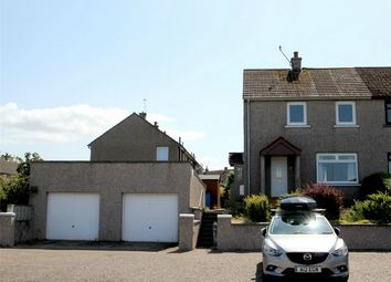 Thumbnail 2 bed semi-detached house to rent in Fraser Avenue, Elgin, Moray