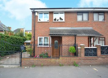 Thumbnail 2 bed semi-detached house for sale in Jubilee Street, Sneinton, Nottingham