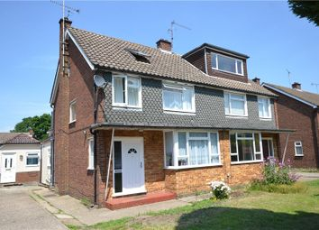 Thumbnail 4 bed semi-detached house for sale in Greenwood Road, Crowthorne, Berkshire