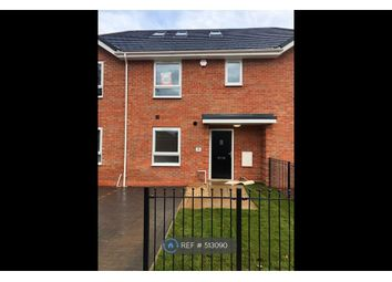 Thumbnail 3 bed terraced house to rent in Norwich Avenue, Grimsby