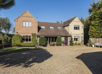 Thumbnail 5 bed detached house for sale in Huntingdon Road, Brampton, Huntingdon, Cambridgeshire