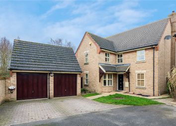 Thumbnail 5 bed detached house for sale in Great Northern Close, March, Cambridgeshire