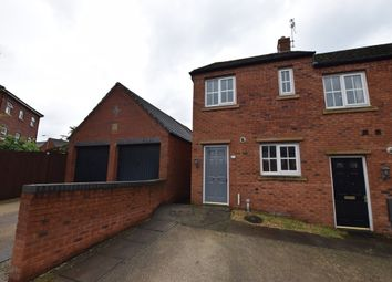 Thumbnail 2 bed end terrace house to rent in Forest School Street, Rolleston-On-Dove, Burton-On-Trent