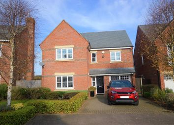 Thumbnail 4 bed detached house for sale in Rosemary Drive, London Colney, St. Albans