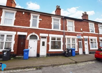 Thumbnail 3 bedroom terraced house for sale in King Alfred Street, Derby