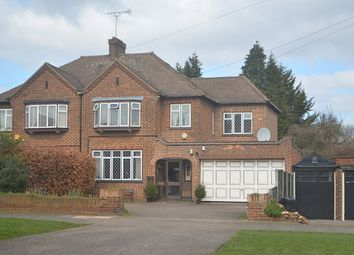 Thumbnail 5 bed semi-detached house for sale in Midfield Way, St. Pauls Cray, Orpington