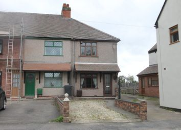 Thumbnail 2 bed end terrace house for sale in Birmingham Road, Ansley, Nuneaton