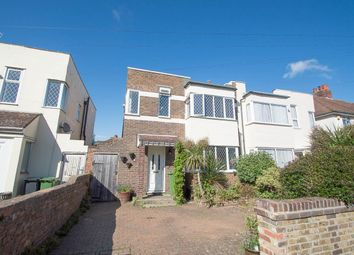 Thumbnail 3 bed semi-detached house for sale in Harding Avenue, Eastbourne