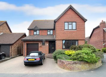Thumbnail 4 bed detached house for sale in Prince Of Wales Road, Caister-On-Sea, Great Yarmouth