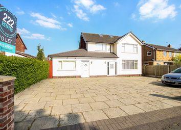 Thumbnail Studio to rent in 497 Winwick Road, Orford, Warrington