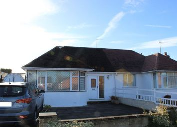 Thumbnail 2 bed semi-detached bungalow for sale in Innsworth Lane, Churchdown, Gloucester