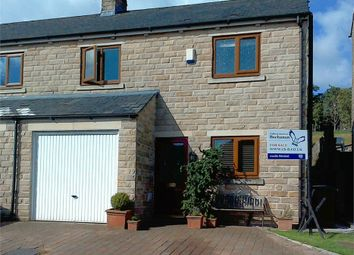 Thumbnail 3 bed semi-detached house for sale in Forest Bank, Trawden, Lancashire