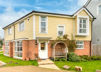 Thumbnail 3 bed semi-detached house for sale in Plaxton Way, Ware