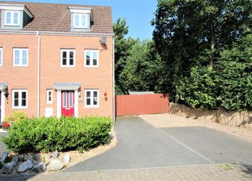 Thumbnail 4 bed end terrace house for sale in Yeomans Close, Astwood Bank, Redditch