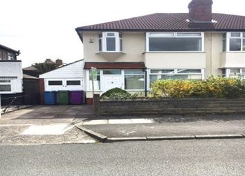 Thumbnail 3 bed property to rent in Eaton Gardens, West Derby, Liverpool