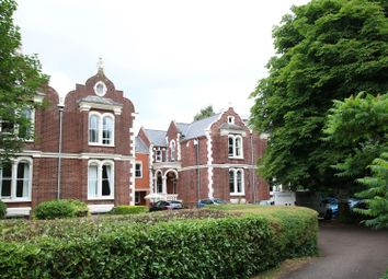 Thumbnail 2 bed flat for sale in Grosvenor Place, Newtown, Exeter