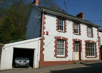 Thumbnail 4 bed town house for sale in Bridge Street, Llandysul