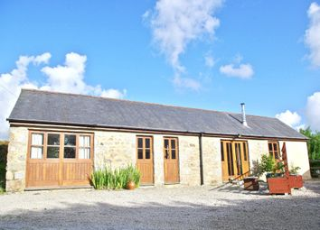 Thumbnail 2 bed barn conversion to rent in Stithians, Truro