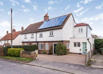 Thumbnail 5 bed semi-detached house for sale in Sandhurst Avenue, Pembury, Kent