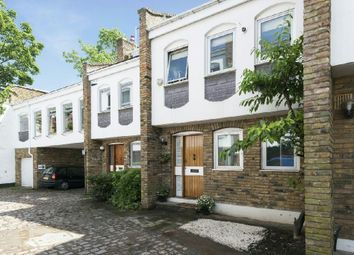 Thumbnail 3 bed terraced house for sale in Old Brewery Mews, Hampstead Village