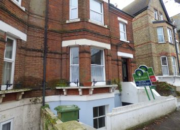 Thumbnail 2 bed flat to rent in Connaught Road, Folkestone